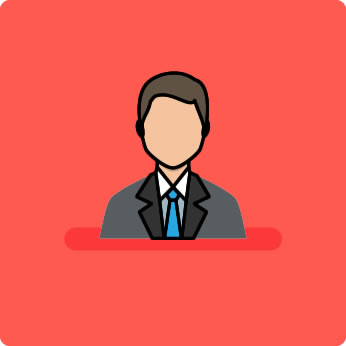 Icon of entrepreneur